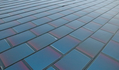 Use energy efficient roofing shingles to cut energy costs for Energy efficient roofing material