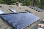 Solar Water Heaters-one way of using Sun's Energy