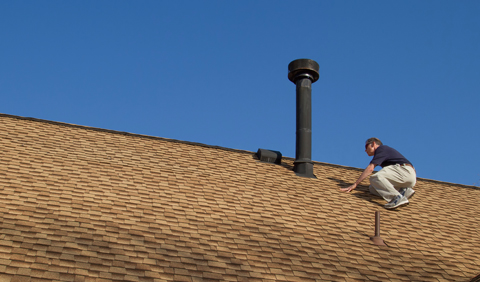 An energy efficient roof can save you money and make your home more comfortable.